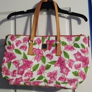 Dooney & Bourke Floral Tote